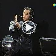 經典魔術 翁達智廣東衛視2000
