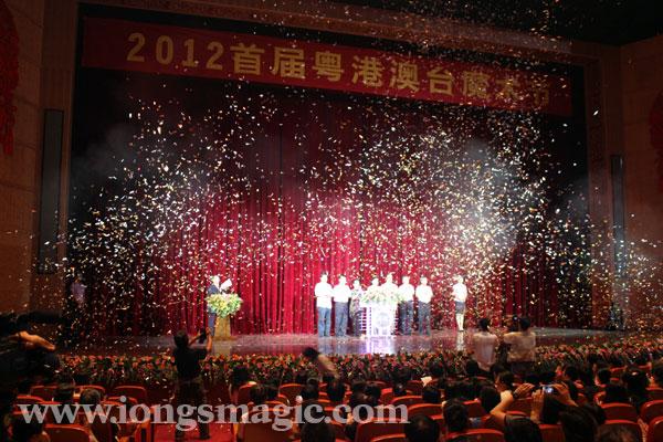 翁達智學生代表澳門參加全國魔術大賽 囊括六項大獎 為澳爭光